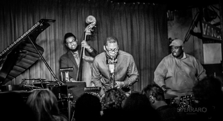 RAVI COLTRANE QUARTET, VILLAGE VANGUARD, 3 OCT 2014, NYC